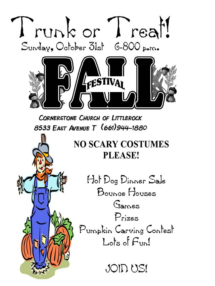 Trunk Or Treat Flyer http://myccol.org/about-3/trunk-or-treat-flyer/